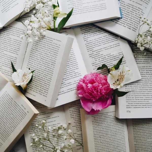 fiori e libri