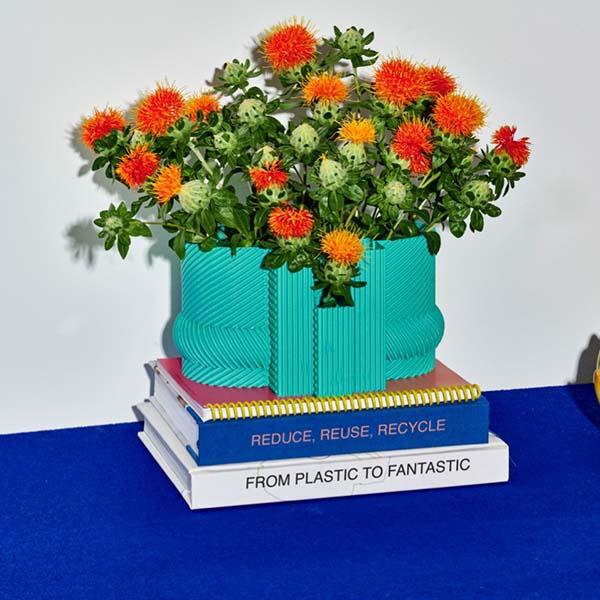 oggetto design riciclato SUPERNOVAS