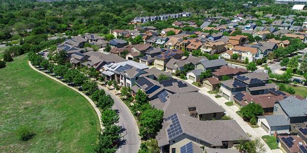 esempio abitazioni di comunità energetica