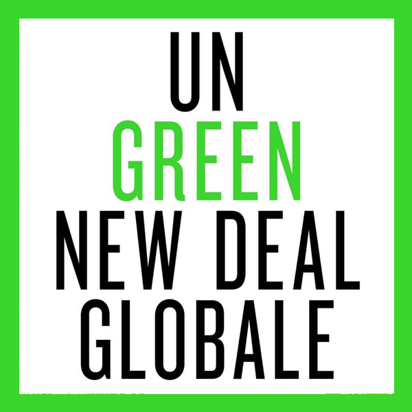 un green new deal globale cover